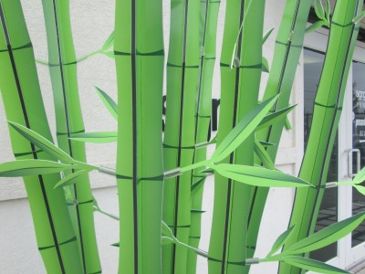 123Artificial Bamboos