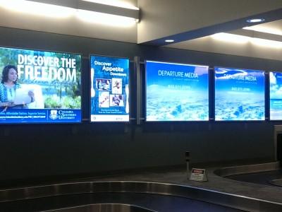 760Pensacola Airport Duratran Posters